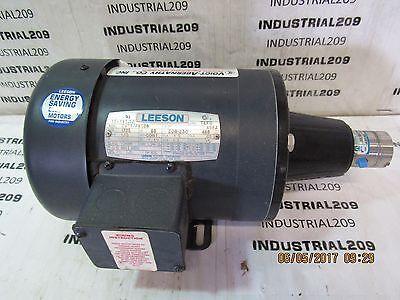 Tuthill Dgs Process Pump Dgs19eeet1nn00000 W 13 Hp Lesson Motor New