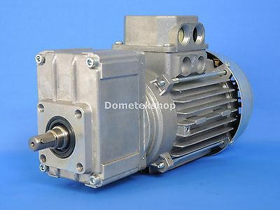 Indur Us302 Gear Reducer 14.181 Ratio With 3-phase Ac Motor 60 W