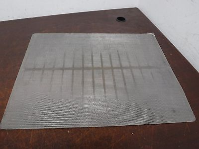 116 0.062 Inch Classifying Screen 20x16 Gold Dredge Sluice Box Stainless