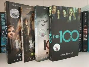 The 100 book series (second hand)