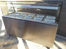 BAIN MARIE ON WHEELS HOT FOOD TAKEAWAY TOP HEAT LIGHTS AND WATER Redcliffe Redcliffe Area Preview