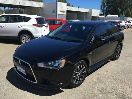 2015 Mitsubishi Lancer ES Sport Auto Sedan $13999 Beckenham Gosnells Area Preview