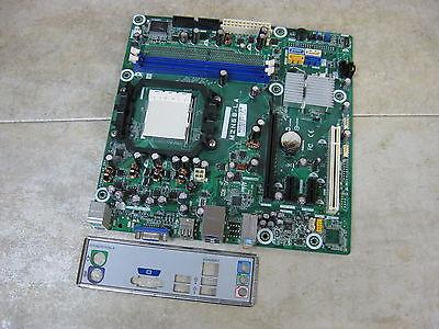 Asus Socket Am2 Motherboard - HP CQ5000 Desktop AMD AM2 Motherboard 513426-001 ASUS M2N68-LA Rev 5.00