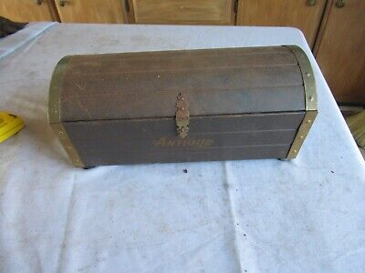 Vintage Metal Chest Four Roses Kentucky Whiskey Only 1 on eBay Lot 20-96-5