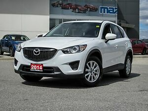2014 Mazda CX-5 GX, CON PKG, BLUE TOOTH