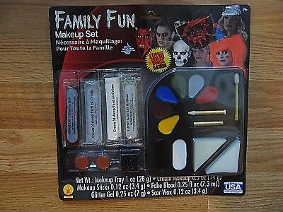 Halloween Makeup Set Family Fun