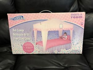 Marshmallow - Create-a-room Bed Canopy