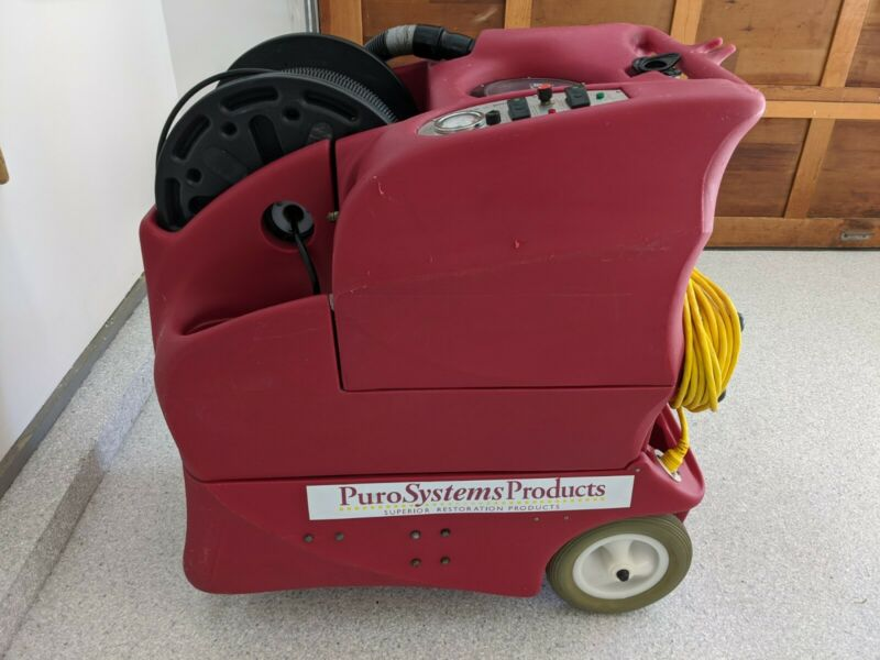 US Products King Cobra 500 psi Heated Carpet Cleaner/Extractor