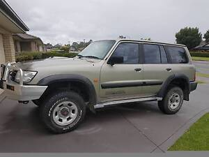 2001 Nissan Patrol Wagon Rutherford Maitland Area Preview