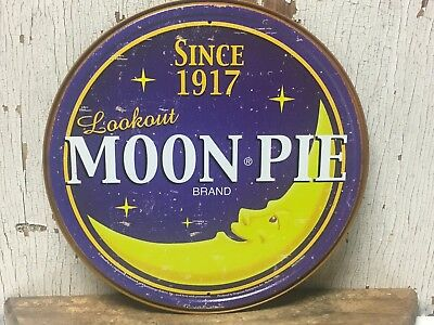 Pies Sign - ~ Moon Pie Brand since 1917 ~ 12