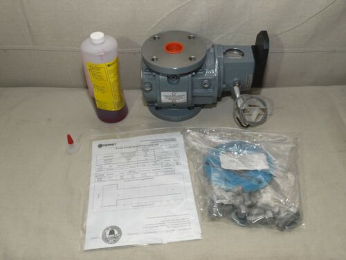 Romet RM600 SC Rotary Gas Meter IMPERIAL, standard counter Ansi 125 FF 2in – NEW