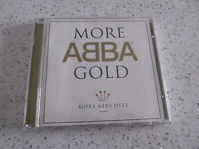 Abba Gold More Abba Gold Best Of Abba Hits CD