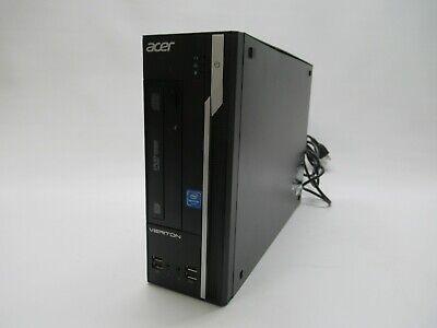 Acer Veriton X2640G (Pentium G4400, 8GB, 3.30GHZ, 250GB SSD) PC Desktop