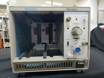 Tektronix Tm5003 Am503 Current Probe Amplifier As Is Selling