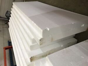 Styrofoam board sheets various sizes and types