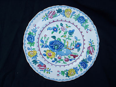Masons REGENCY.  Dessert Plate. Diameter 7 3/4  inches. - Regency Dessert