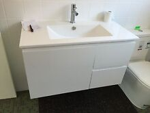 Timberline 900mm wide wall hung vanity Randwick Eastern Suburbs Preview