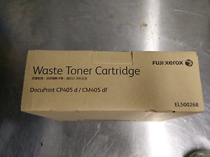Fuji Xerox Waste Toner Cartridge - unused West End Brisbane South West Preview