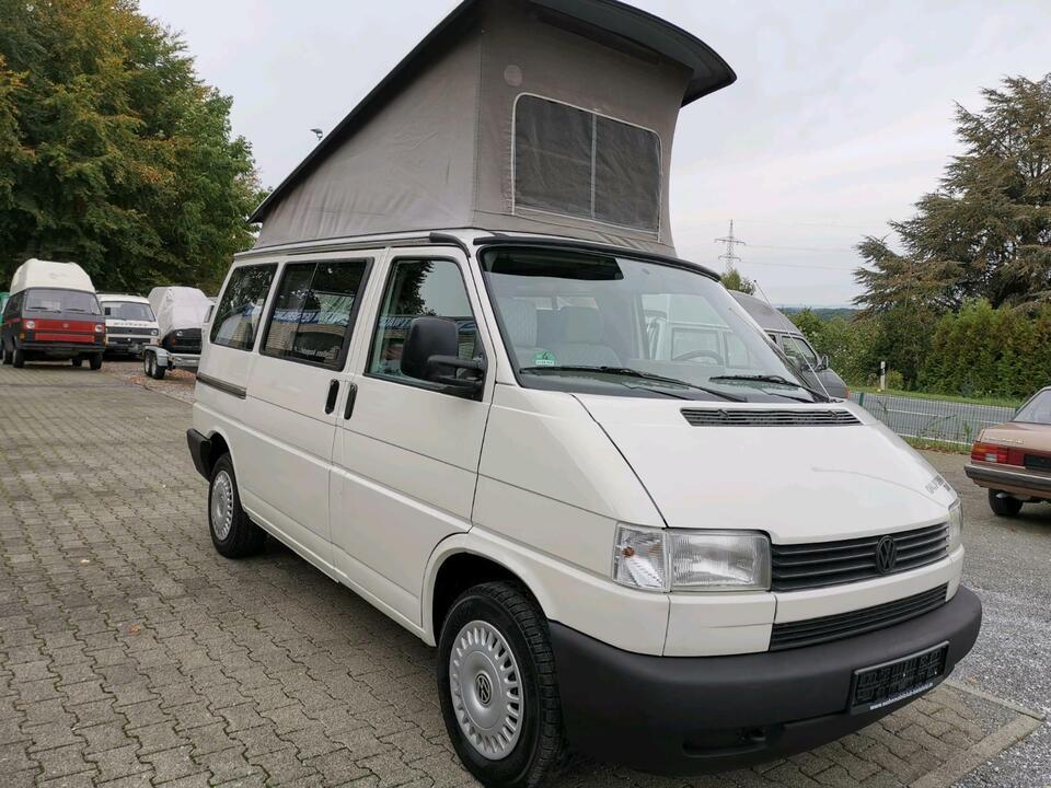 Ankauf VW T4 Wohnmobil Westfalia California Carthago Multivan in Nordrhein-Westfalen - Oerlinghausen