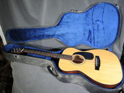 Early Beautiful Kiso Suzuki Model F 100 Acoustic Guitar, s# 1026  Martin Lawsuit