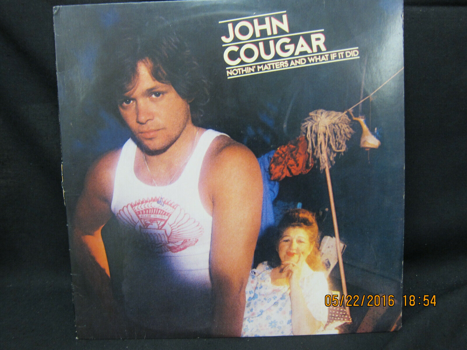 John Cougar - Nothin Matters And What If It Did - Riva Records - $7.99