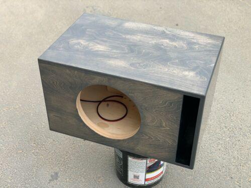 """Single 12"""" Subwoofer Enclosure - Birch Ply - 2.0 Cubes @ 32Hz"""