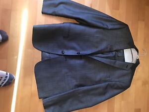 Selling suits men's clothing