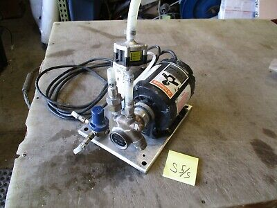 Used 13-hp Cornelius Intelli Pump For Soda Fountain Use Tested-working Cond. X