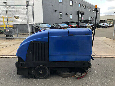 American Lincoln Sweeperscrubber Model Sc7740