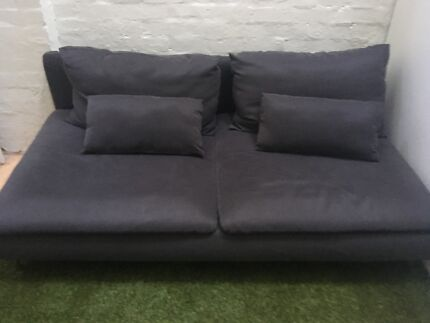 IKEA 3 SEATER COUCH