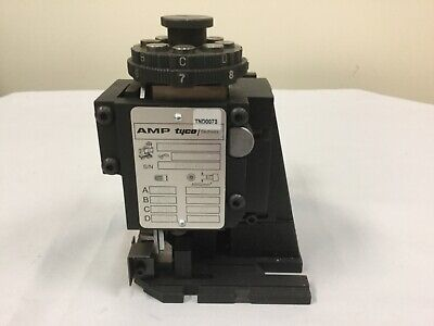 Amp Tyco Applicator 466468-2 For Crimping 61668 640252 350980 Series Terminals