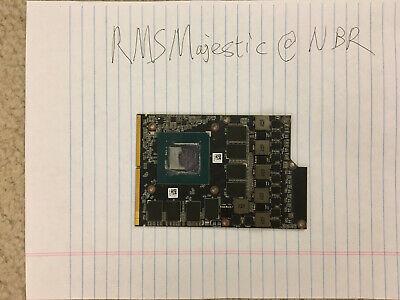 Zotac nVIDIA Geforce GTX 1080 MXM 3.0 N17e-G3-A1 from Zbox Magnus comprar usado  Enviando para Brazil
