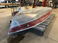 12' Aluminum Lund Boat - No Motor - No Trailer   T1290225