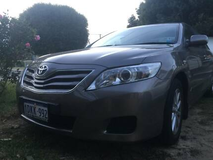 2010 Toyota Camry Kenwick Gosnells Area Preview