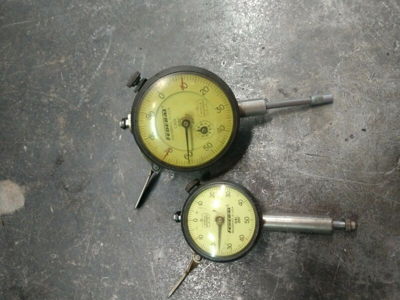 Federal C81S and B81 Dial Indicator