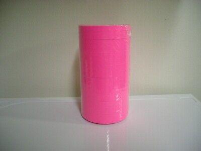 Pink Labels For Monarch 1131 Price Marking Gun 1 Ink Roller 20000 Labels