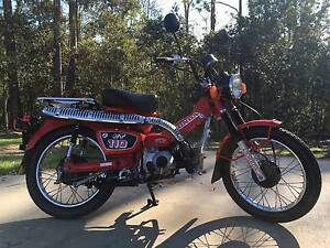 2012 HONDA CT110 POSTIE BIKE POSTY CT 110 Brisbane City Brisbane North West Preview