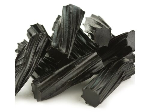 Wiley Wallaby  Soft Australian Style Black Licorice 2 Lbs