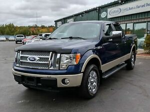 2010 Ford F-150 Lariat LEATHER/HEATED AND COOLED SEATS/NAVIGA...