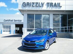 2018 Chevrolet Cruze LT Manual 6 SPEED MANUAL TRANSMISSION!!!