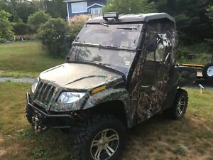 Arctic cat Prowler HDX 700 & Trailer