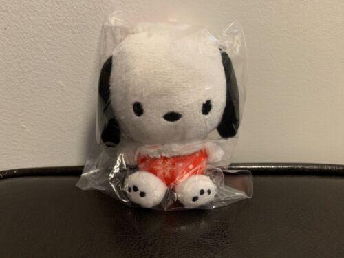 Sanrio Pochacco Winter Snowflake Plush mascot Stuffed Toy