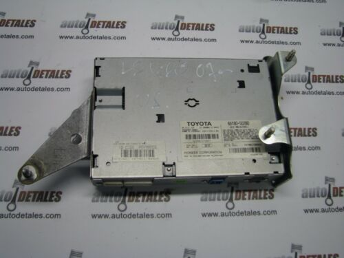 Lexus LS 460 satellite receiver tuner radio module  86180-50280 used 2007