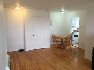 LEASE TRANSFER for 3 1/2 apartment in NDG