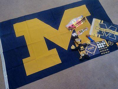 Michigan Wolverines Fan Starter kit