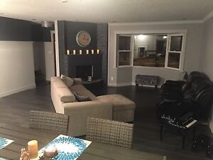 Newly renovated. Move in ready. Quiet neighbourhood  Strathcona County Edmonton Area image 1