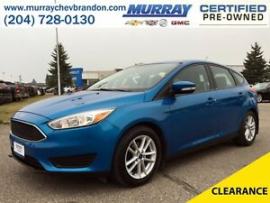 2015 Ford Focus SE FWD *Backup Camera* *Heat Cloth* *Manual*