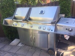Napoleon Grill Bar-B-Q - Stainless, Natural Gas - Model 750 RSBI