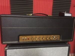Marshall clone point to point (2 channel) 100w