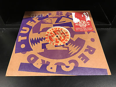 Dred Scott Check The Vibe  Promo 12  Single Vg Condition 1994 Tuff Break Records